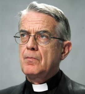 Federico Lombardi - Director of the Holy See Press Office